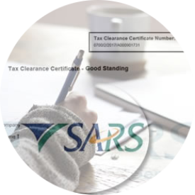 tax clearance certifcate for forex